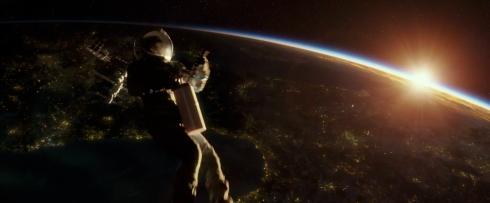 Esto se ve mucho mejor en IMAX 3D
